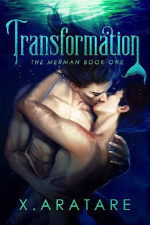 Transformation | The merman #1 | X. Aratare | Raythe Reign Publishing