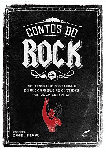 Contos do rock Daniel Ferro