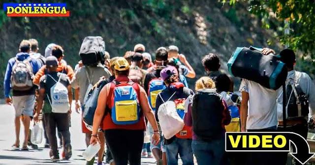 Venezolanos en el Exterior temen no poder volve nunca más a Venezuela