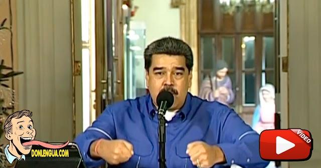 Maduro propone a los Diputados del PSUV que monten un Bodegón en el Sambíl
