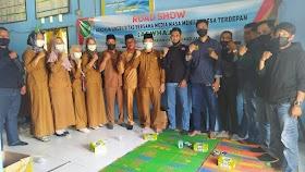 Road show Ke Desa Penyengat Olak, Aswhaja Ajak Pemerintah Desa Saling Bersinergi