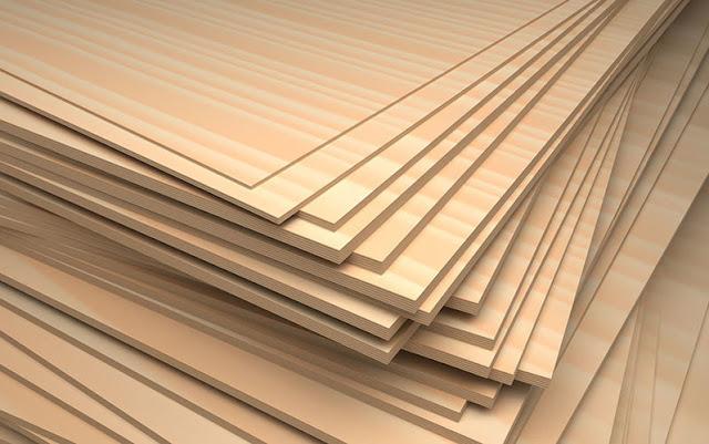 Formaldehyde có trong gỗ ép công nghiệp