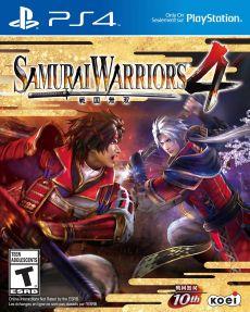 Samurai Warriors 4 PS4 [PKG] Oyun İndir [Multi]