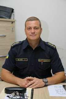 Silvio Reginaldo Peres Costa será o comandante da Guarda Municipal de Dourados (MS)
