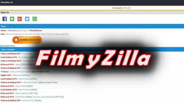Filmyzilla.in Download Bollywood, Hollywood Hindi Dubbed Movies
