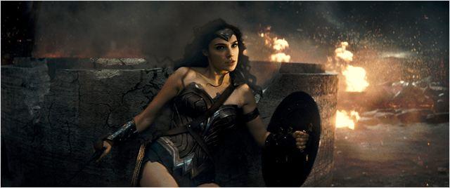 Wonder Woman en El Amanecer de la Justicia