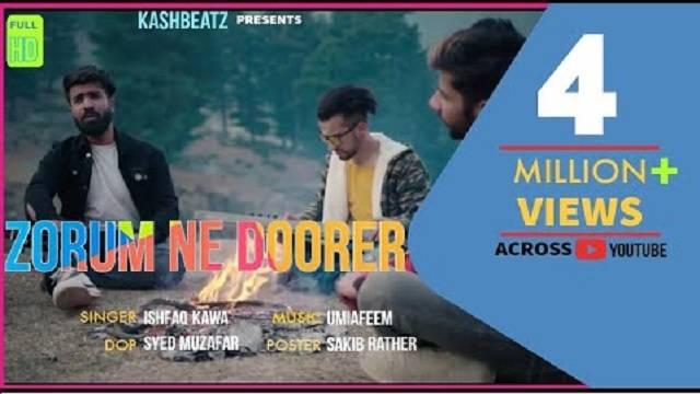 Zorum Ne Doorer Song mp3 Download - Ishfaq Kawa