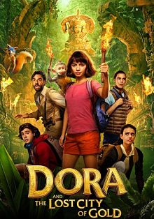 Sinopsis pemain genre Film Dora and the Lost City of Gold (2019)