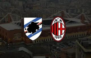 «Сампдория» — «Милан»: прогноз на матч, где будет трансляция смотреть онлайн в 20:30 МСК. 29.07.2020г.