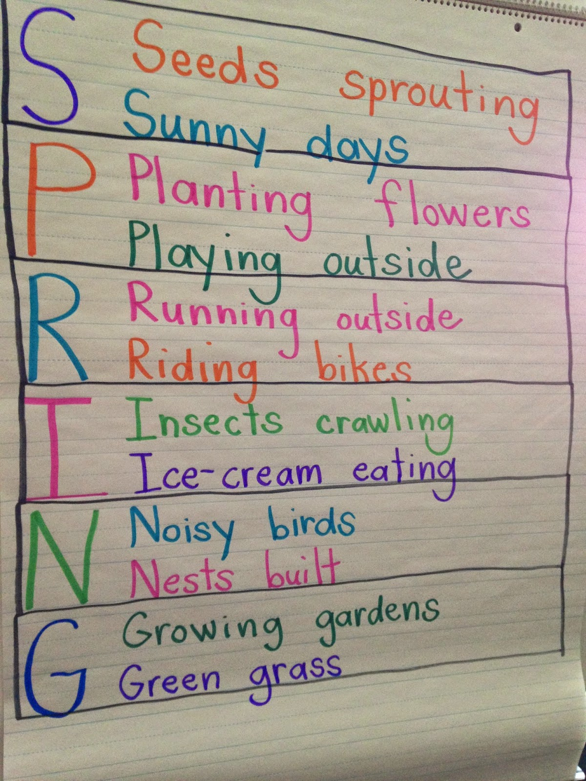 May Poems For First Graders