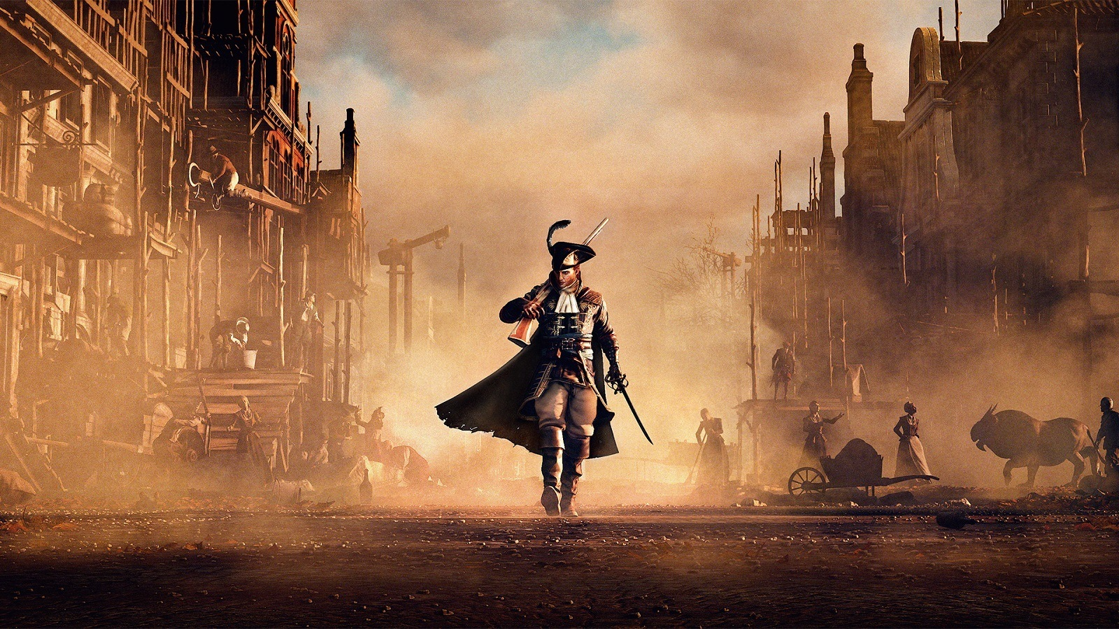 Greedfall Guide. How to meet with the head of Hikmet?