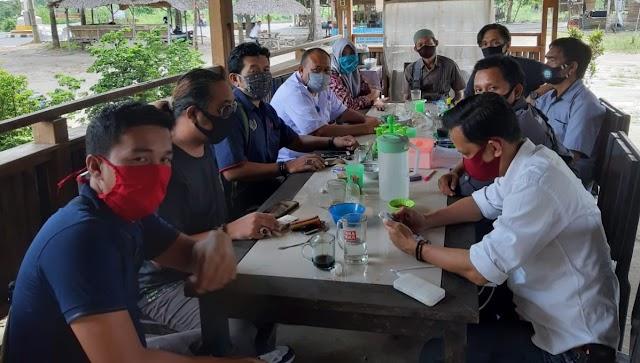 Sah Dibentuk, Donni Nahkodai SMSI Kota Prabumulih