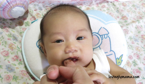 teething - traditional chinese medicine - signs of teething - baby teething remedy