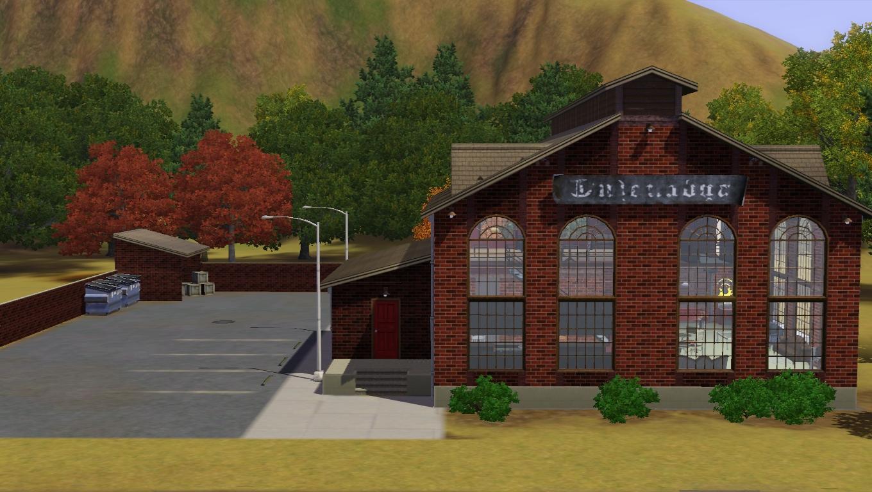 Sims 3 Community Lots Compendium : Sims 3 Supernatural Hangouts