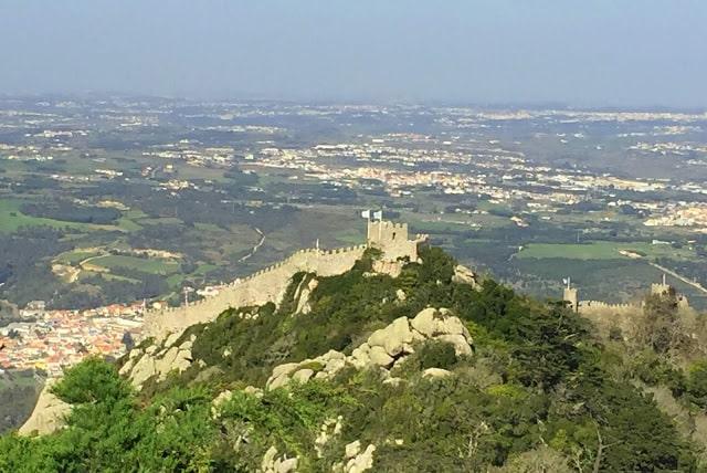 castelo mouros sintra