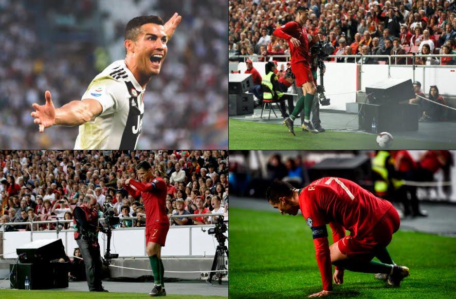 Cristiano Ronaldo infortunato, a rischio Ajax-Juventus di Champions League.