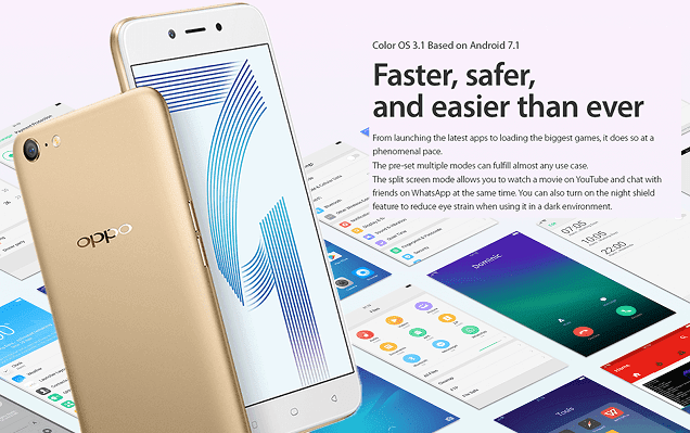 Stock Firmware Oppo A71