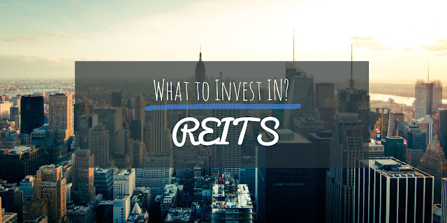 REITs stable dividend. Low risk investment.