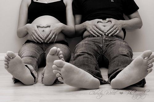 έγκυος σύζυγος