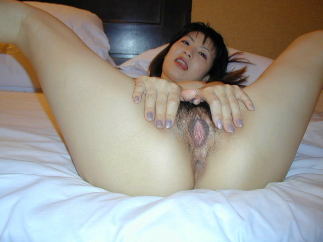 Asian old spreading wide xxx sex images