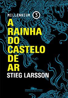 A rainha do castelo de ar epub - Stieg Larsson
