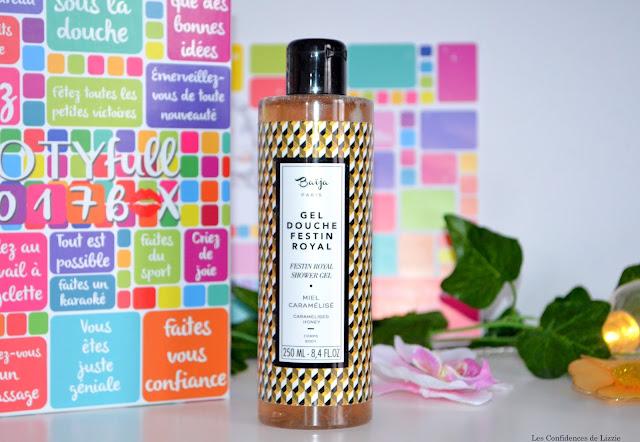 gel douche - soin - cosmétique - cosmétique naturel - box bio - beauté - box beauté