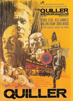 The Quiller Memorandum [1966] [DVD] [R2] [PAL] [Spanish]