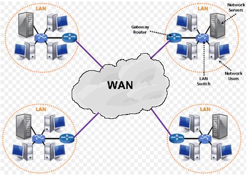 XYZ NETWORK: What is a WAN