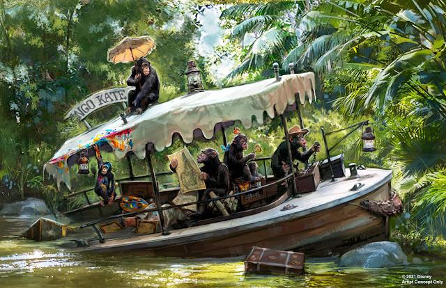 幻想工程師將為叢林奇航加入新元素, New-Adventures-coming-to-Jungle-Cruise-at-Disneyland-Park-Magic-Kingdom-Park