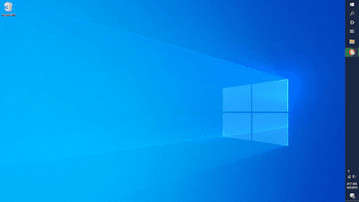 Tampilan Awal Windows 10 v.1903 Build 18362