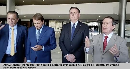 www.seuguara.com.br/Jair Bolsonaro/Igrejas evangélicas/dívidas/