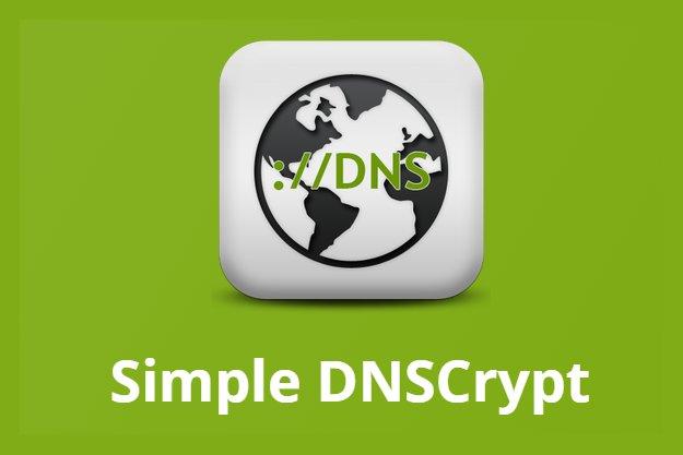 Simple DNSCrypt - Δωρεάν πρόγραμμα για προστασία στο Ίντερνετ