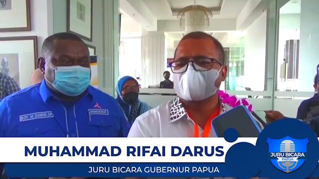 Lukas Enembe Bahas Kursi Wakil Gubernur Papua Pengganti Klemen Tinal.lelemuku.com.jpg