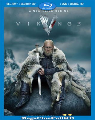 Vikingos Temporada 6 HD 1080P Latino