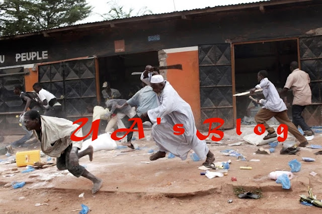 BREAKING: Herdsmen attack Catholic seminary, shoot reverend father, beat others