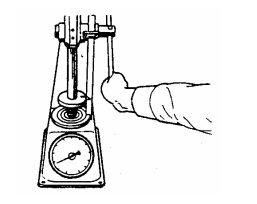 tegangan pegas kopling