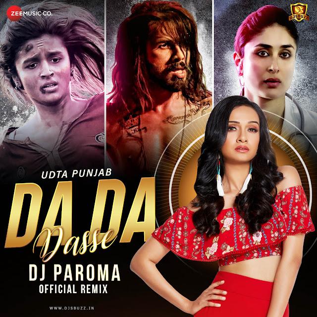 Da Da Dase (Official Remix) – DJ Paroma