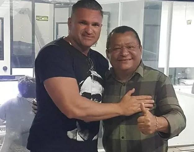 Nilvan entra em rota de colisão com Julian Lemos em busca dos votos do bolsonarismo na PB