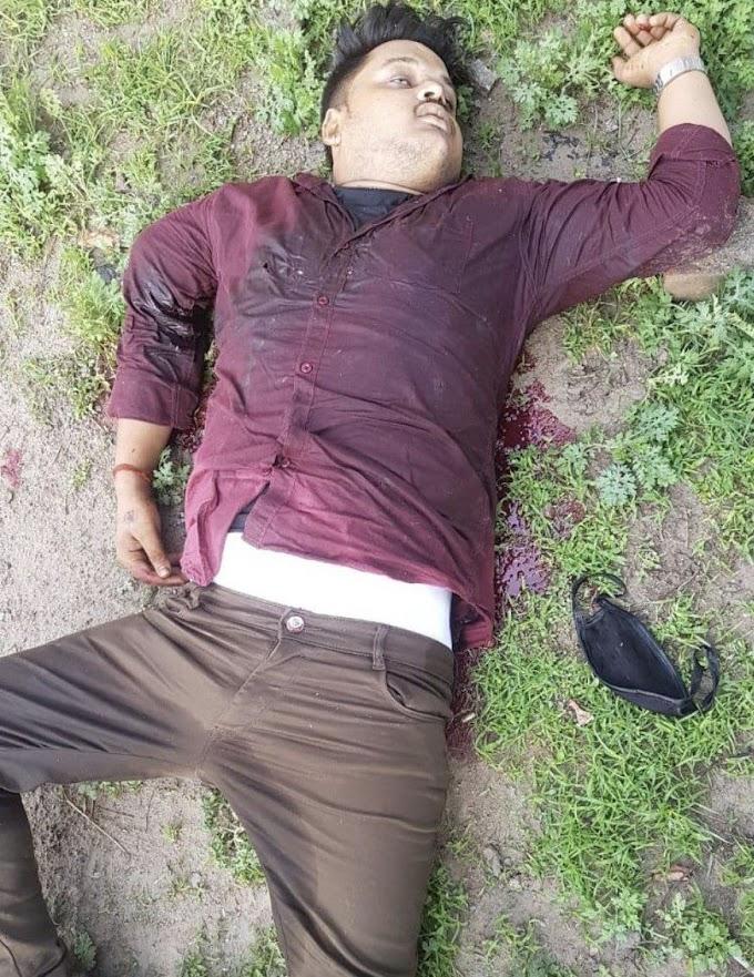 कानपुर मुठभेड़ विकास दुबे का राइट हैंड छोटा भाई अमर दुबे पुलिस मुठभेड़ में ढेर