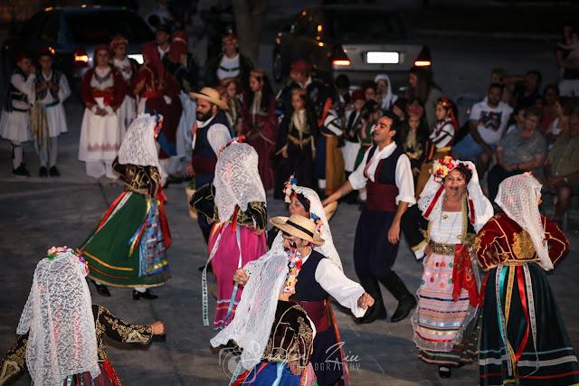 ΜΟΡΙΑΣ: Σας ευχαριστουμε όλους, για την αυθεντική κρυσταλοπηγή της παράδοσης, της Ελλάδας μας