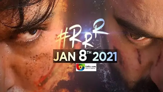 RRR Movie Trailer Teaser Motion Poster review - Uslis