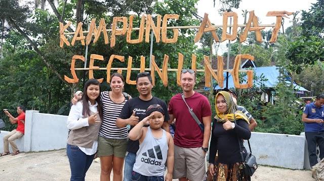 Kampung Adat Segunung Sajikan 2020 Cangkir Kopi Gratis Rayakan Kenduren Wonosalam