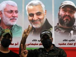 Iraqis demand US troops pull out on Soleimani killing anniversary