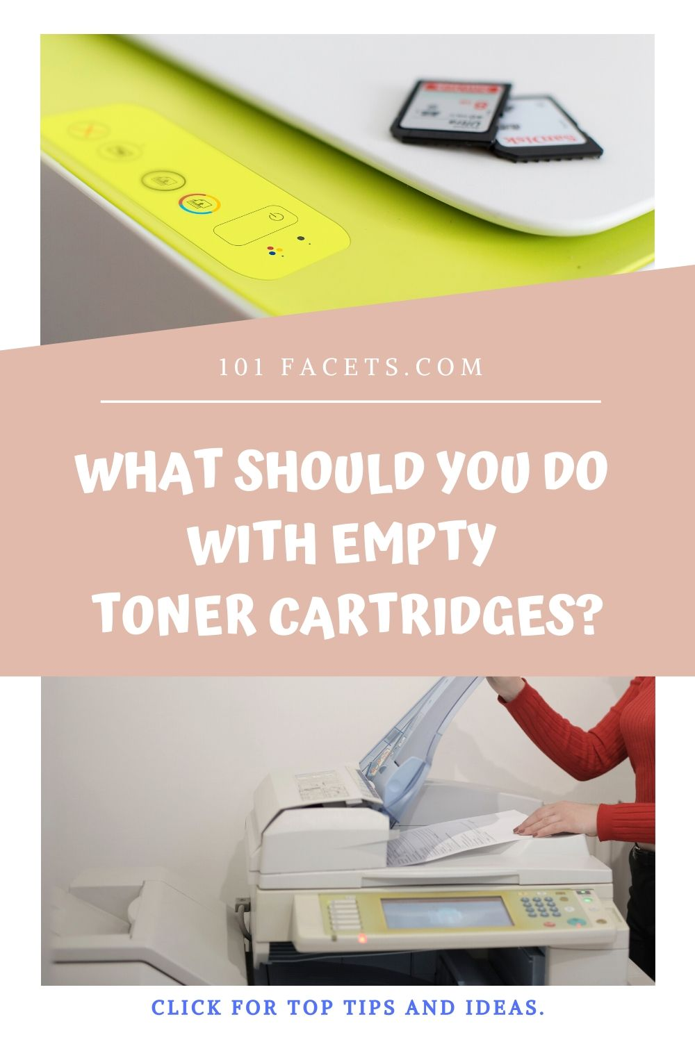 What Should You Do with Empty Toner Cartridges?