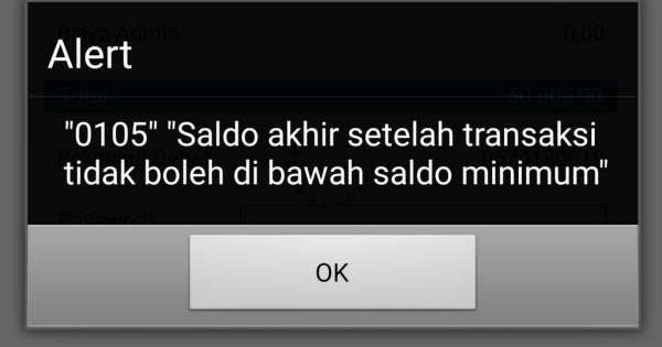 Bni Mobile 0105 Tidak Bisa Top Up Go Pay