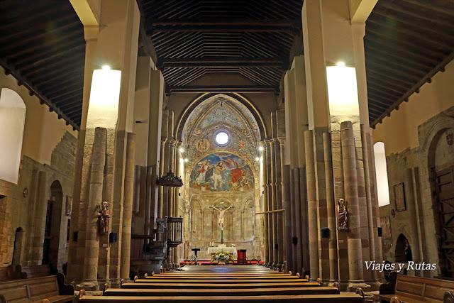 Iglesia de San Juan del Mercado, Benavente