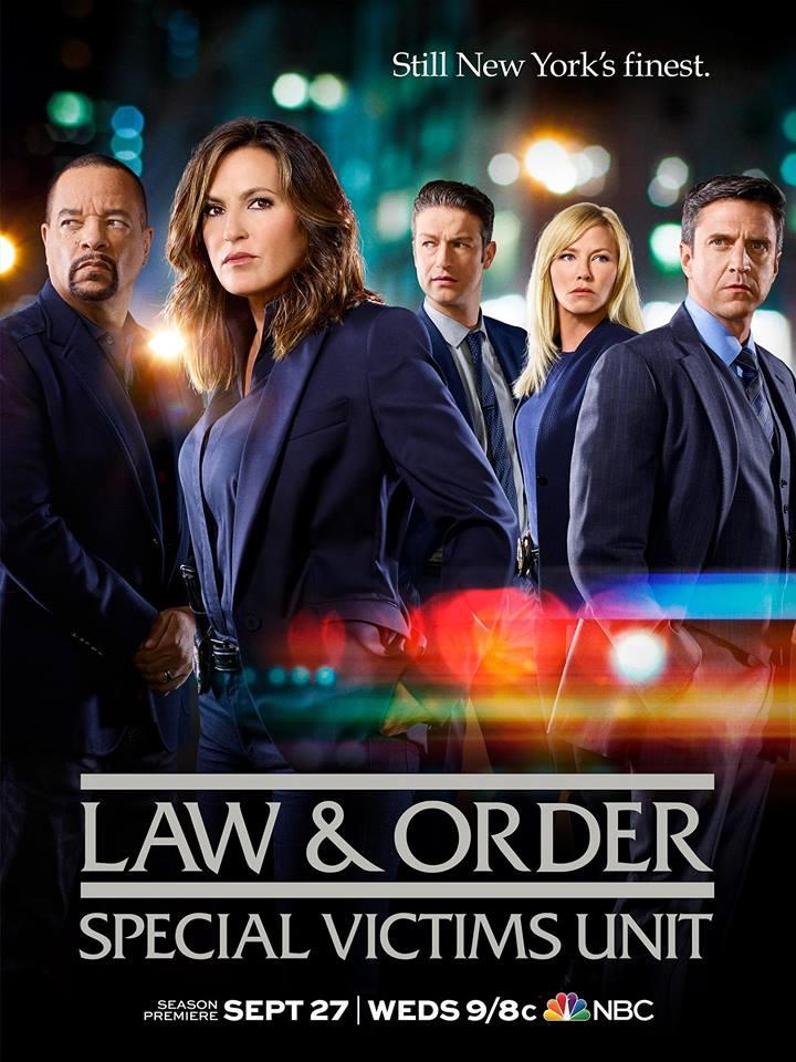 La ley y el orden: UVE Temporada 19 Latino 720p