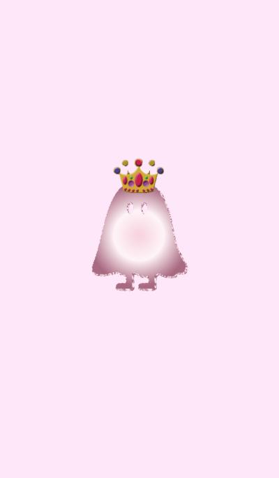Rose quartz queen ghost