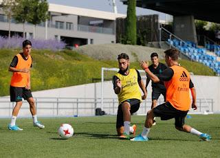 Se pone en marcha el Real Madrid Castilla