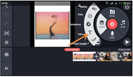 """Judul : Cara Membuat Video Dari Koleksi Foto Menggunakan Aplikasi KineMaster Di Android KineMaster adalah aplikasi yang berfungsi untuk membuat video dari kumpulan beberapa foto dengan fitur yang sangat lengkap. Aplikasi ini dilengkapi dengan alat pengeditan untuk memotong dan menggabungkan video kamu, selain itu terdapat mode untuk menciptakan efek yang mengejutkan dan indah.   Seperti aplikasi edit video yang lainnya, dengan menggunakan aplikasi ini kamu juga bisa menambahkan teks, musik, efek suara, sulih suara, dan stiker. Bukan hanya itu saja jika kamu menginginkan video diputar secara lambat maka kamu bisa mengatur kecepatan video sesuai dengan yang dinginkan.   Namun yang menjadi kelebihan aplikasi ini adalah memiliki alat animasi keyframe untuk menambahkan gerakan ke lapisan-lapisan video, dan juga mudah untuk digunakan. Kamu hanya perlu unduh melalui play store dan langsung bisa menggunakannya. Berikut tigaribu.net akan memberikan cara untuk membuat video dari koleksi foto menggunakan aplikasi KineMaster di Android. Cara Membuat Video Dari Koleksi Foto di Aplikasi KineMaster Kumpulan dari beberapa foto bisa dijadikan sebuah video dengan menggunakan aplikasi KineMaster, caranya yaitu : 1. Buka aplikasi KineMaster di android, lalu pilih tanda """"+""""    2. Pilih aspek rasio yang mana akan kamu gunakan, sebagai contoh """"1:1""""   3. Pilih Foto yang akan dijadikan sebuah video    4. Jika foto yang telah kamu pilih selesai, maka klik tanda """"√"""" yang berada pada sudut  kanan atas   5. Kemudian foto yang telah kamu pilih akan menjadi sebuah video, untuk melihat hasil video sementara silahkan klik Play   Cara Memasukan Teks ke Dalam Video di Aplikasi KineMaster Jika ingin menambahkan tulisan atau teks ke dalam video dengan menggunakan aplikasi ini maka kamu dapat mengikuti cara di bawah ini : 1. Klik Lapisan   2. Ada beberapa pilihan di menu lapisan, diantaranya Media, untuk menambah foto yang ingin dimasukan dalam video. Efek, untuk memberikan efek blur terhadap video, Ham"""
